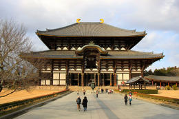 Todai-ji (Eastern Great Temple) - March 2013