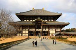 Todai-ji (Eastern Great Temple) - March 2013