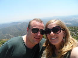 Vi gikk en lang tur, og spiste helt alene, midt på fjellet. Det var mektig! Følte oss som ekte pilegrimer. ;) , Monica A - July 2013