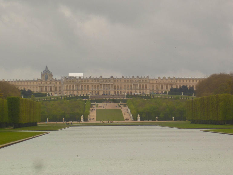 Main Palace - Paris