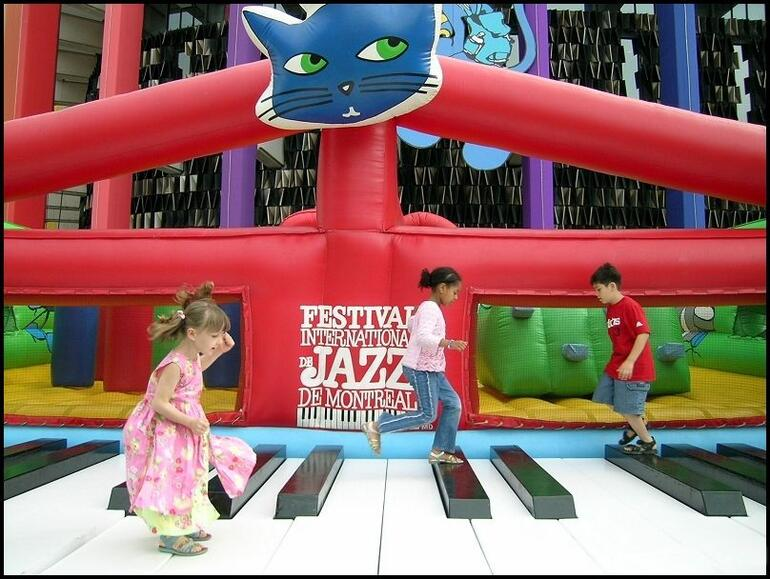 Montreal Jazz Festival - Montreal