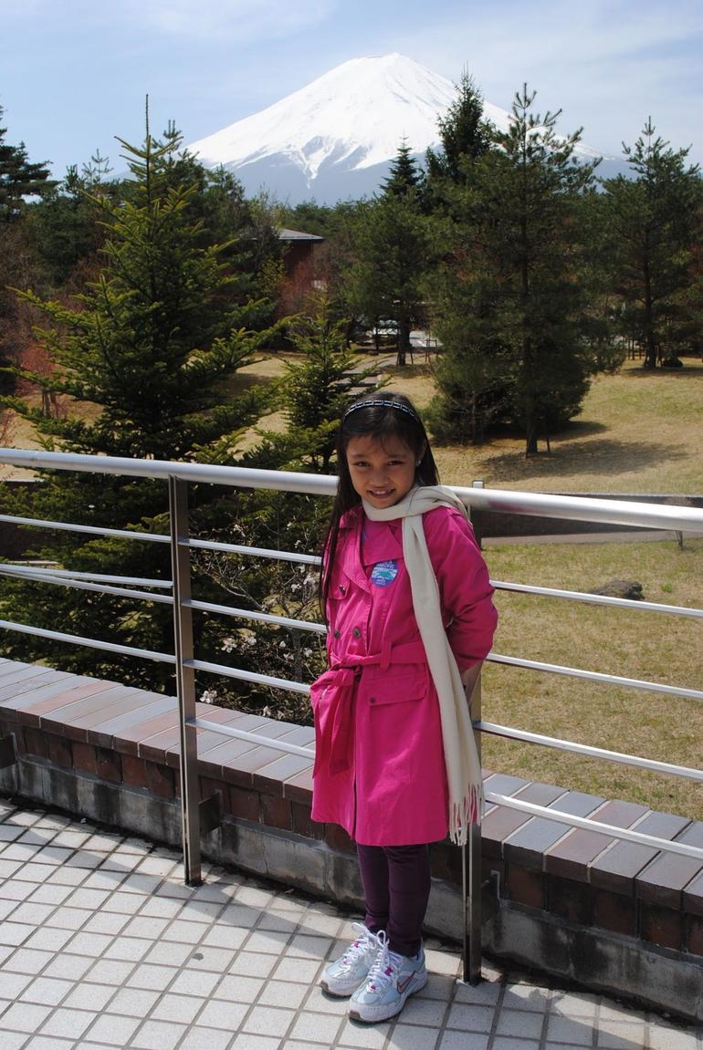 My little girl Alexis - Tokyo