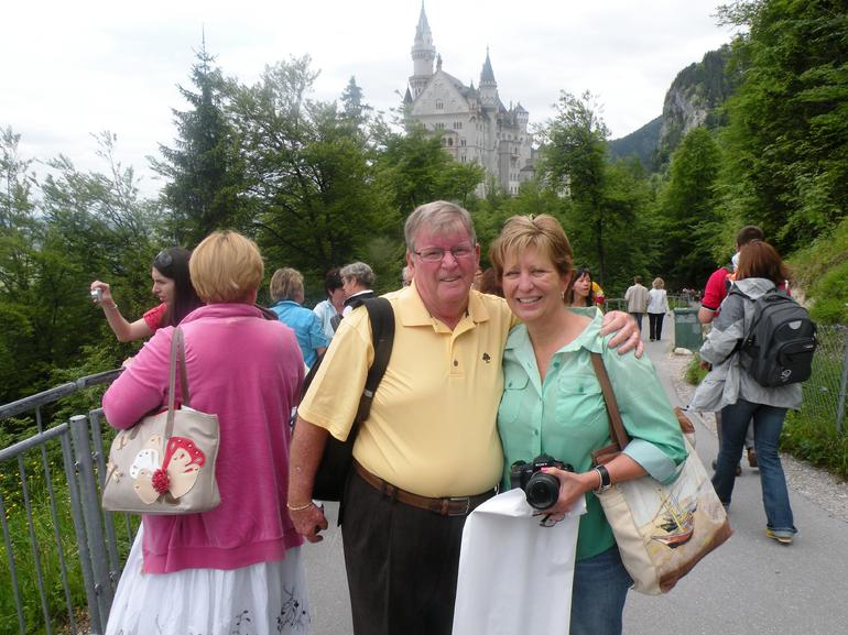 Neuschwanstein Castle - Romantic Road