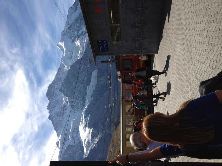 Our day on Jungfrau! - Lucerne