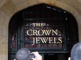 Access to see the Crown Jewels , annmarie - October 2012