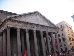 Front of Pantheon , Jeff W - November 2015