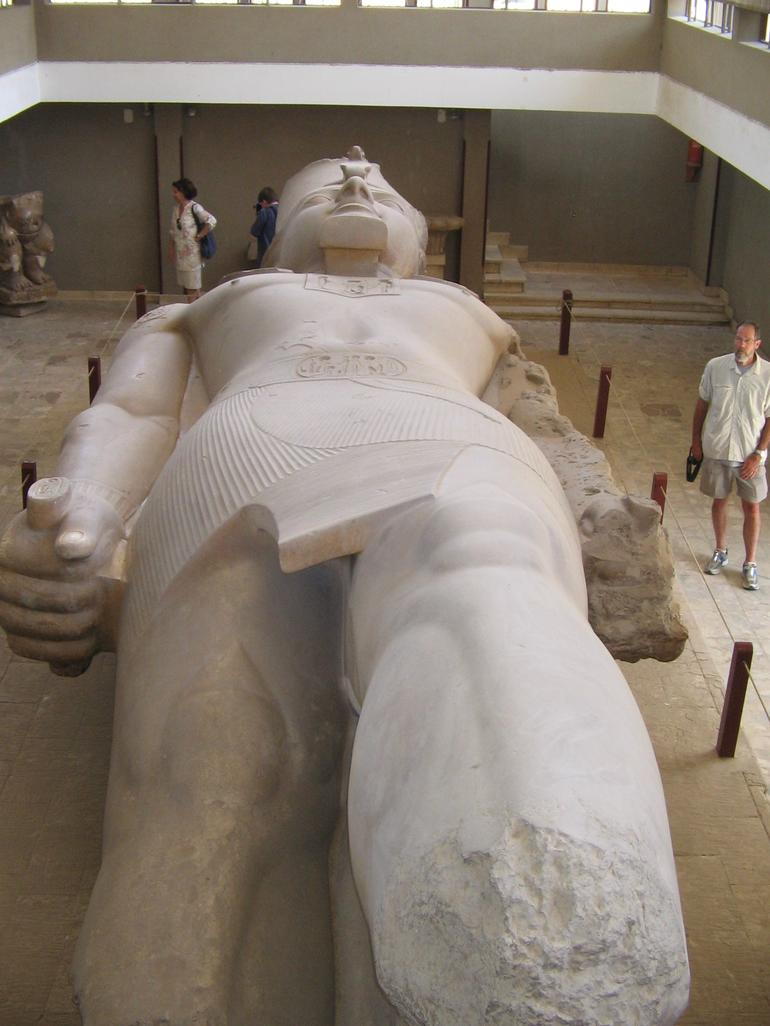 RAMESES II - Cairo