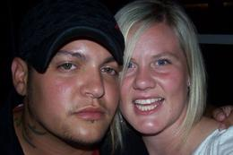 This is us having an amazing time! =) - August 2009