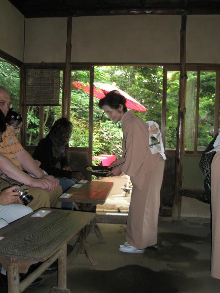 Traditional Tea Ceremony - Tokyo