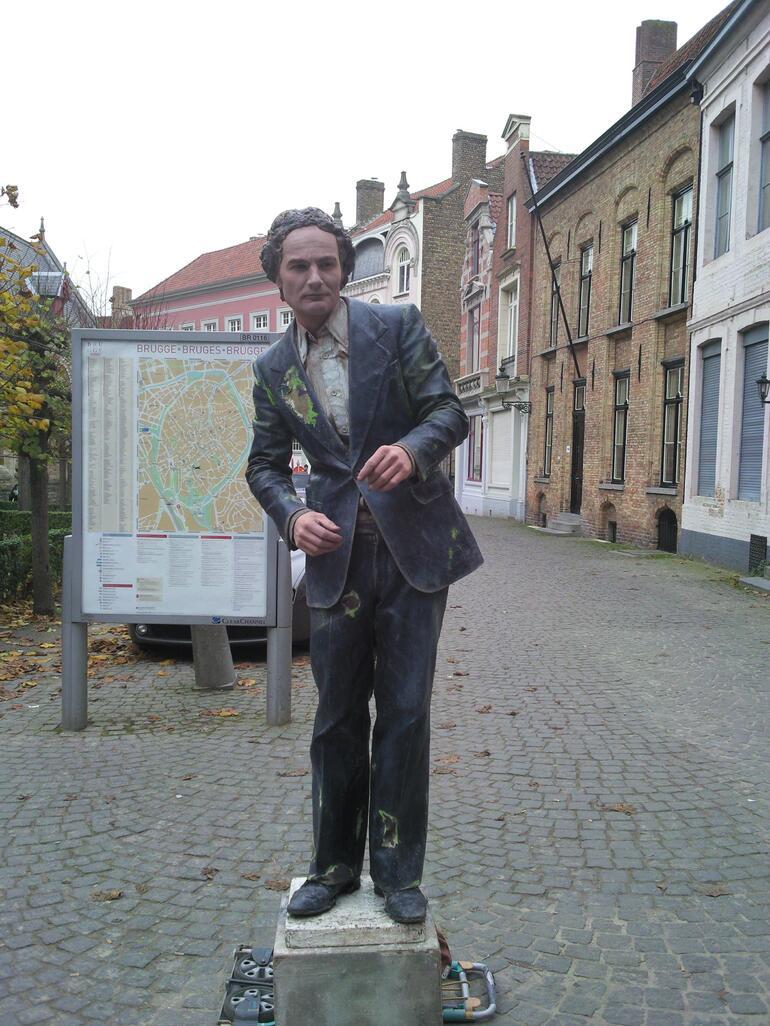 Trip to Paris and Bruges, Belgium 064 -