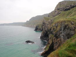 Carrick-a-Rede Rope Bridge , Brenda W - October 2013