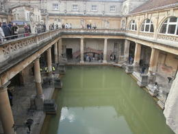 Bath _ Roman ruins , Thomas C - October 2016