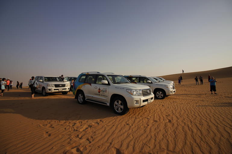 Dubai Combo:City Sightseeing Tour and Premium Desert Safari with all Activities photo 26