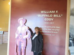 My wife and I were at the Buffalo Bill Museum! , ANDRIS T - May 2017