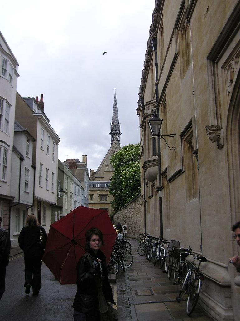 At Oxford - London