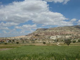 The town of Avanos in Cappadocia, Turkey, Patricia P - October 2014