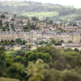 Although we did get the usual photos of the Roman Baths, I loved how even on our way, the coach would slow down to give us a different view of the charming city of Bath. , Arlene H - September 2016