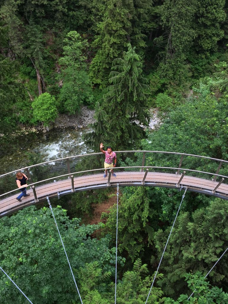 Skip the Line:Capilano Suspension Bridge Park Ticket w/Shuttle from Vancouver photo 26