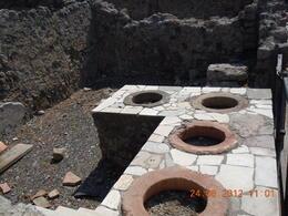 The 'McDonalds' of Pompeii , Sarah J - September 2012