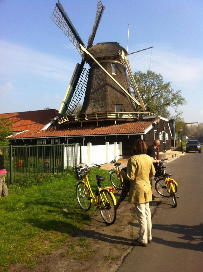 Dutch Windmill - Amsterdam