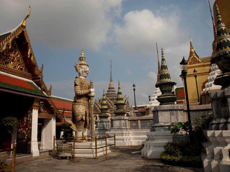 Grand Palace complex - Bangkok