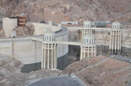 Hoover Dam , Chris Hord - March 2014