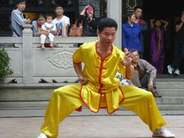 Foshan is the birthplace of Kung Fu , Penny H - April 2014