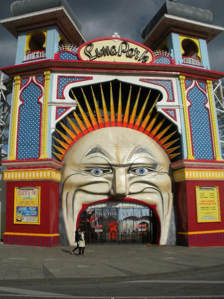 Luna Park, St. Kilda, Melbourne - Melbourne