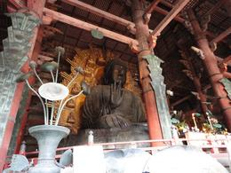 Todaiji Temple, Krishnan Vaitheeswaran - April 2010