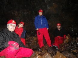 Do people enjoy this? I'm quoting my 12 years old who discovered that rather like to read about cave explorations not explore it on feet. His twin brother said Come on bro, it's fun. Let's go! Look..., Doina D - April 2016