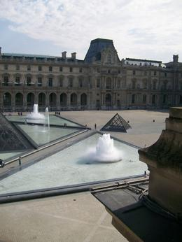 The beautiful Louvre! - July 2010