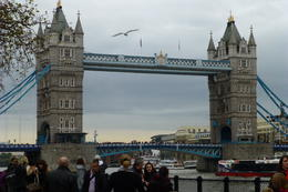 Tower Bridge , annmarie - October 2012