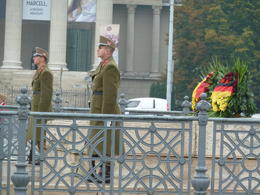 Tomb of Unknown Soldier , Ruth G - October 2011
