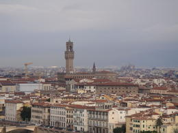 Panoramic view of Florence, Blanca - June 2014
