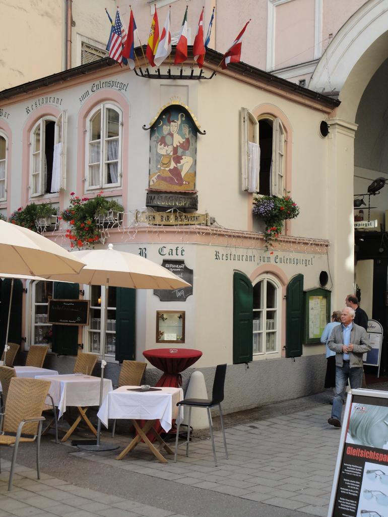 Salzburg restaurant - Munich