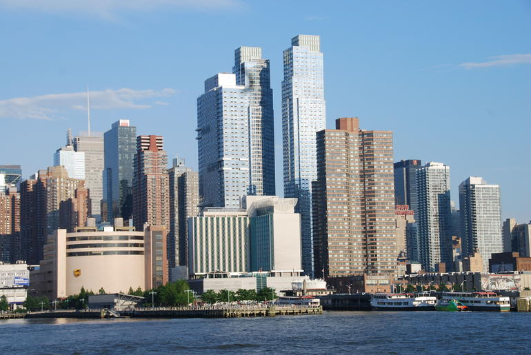 Skyline - New York City