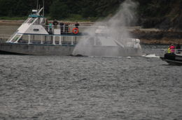 That ship got sprayed , Isaac B - July 2016