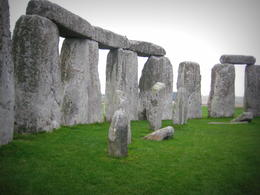 The monoliths of Stonehenge welcome the dawn. , Susan W - October 2013