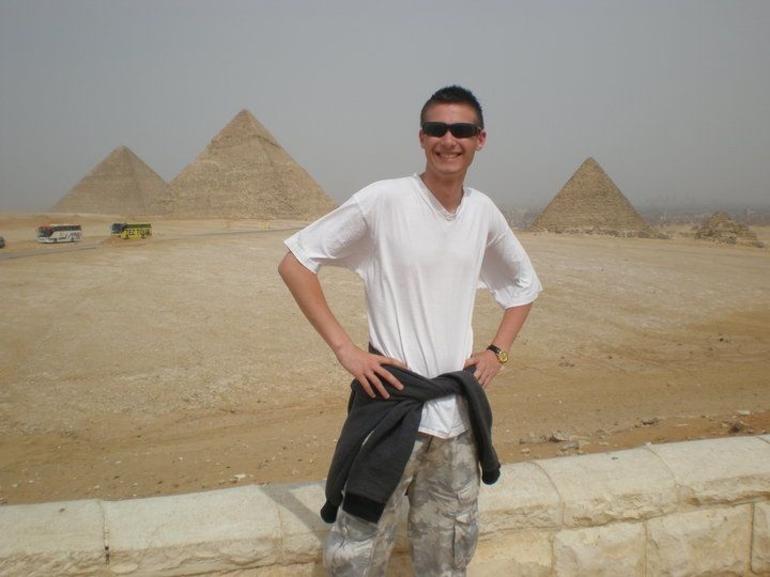The Pyramids - Cairo