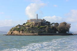 Cruising up to Alcatraz., Bandit - February 2013