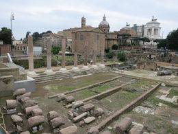 Ancient city of Rome , Beth W - April 2016
