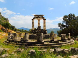 The Tholos at Delphi , Kevin F - June 2015