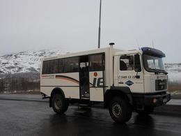 Tour bus, Iceland style:) , Illya V - January 2012