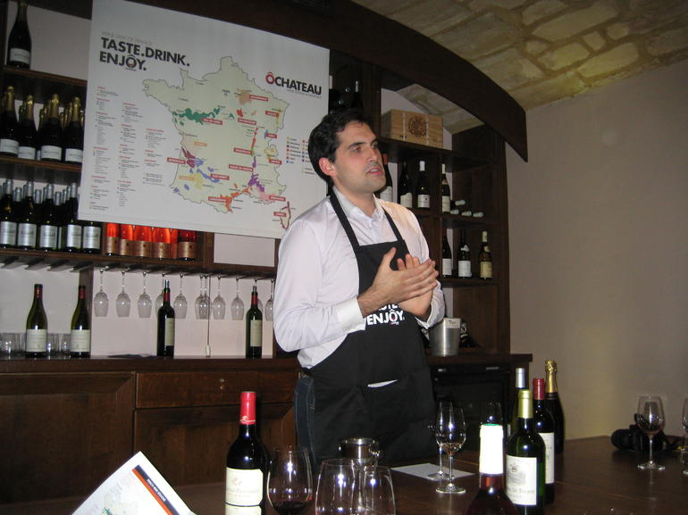 Wine tasting in Paris - Paris