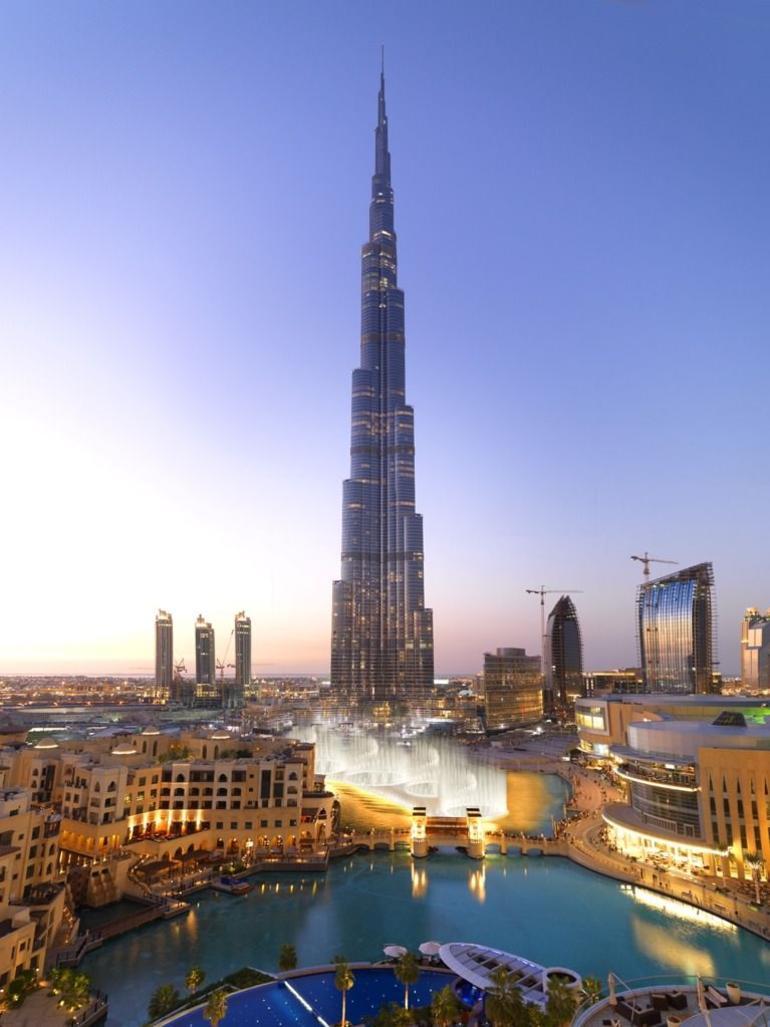 - Dubai