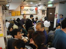 The busy Char Sui restaurant , Cathie M - May 2017