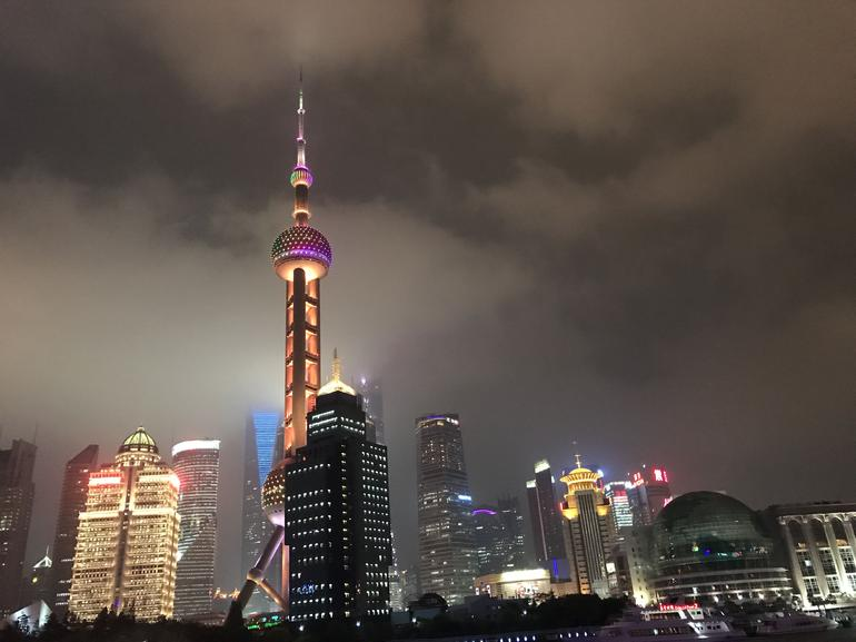 Huangpu River Cruise and Bund City Lights Evening Tour of Shanghai photo 18