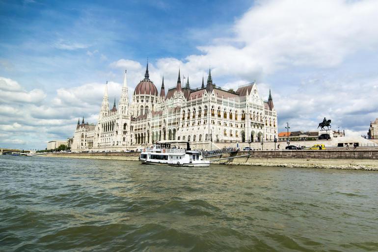 Danube Cruise in Budapest