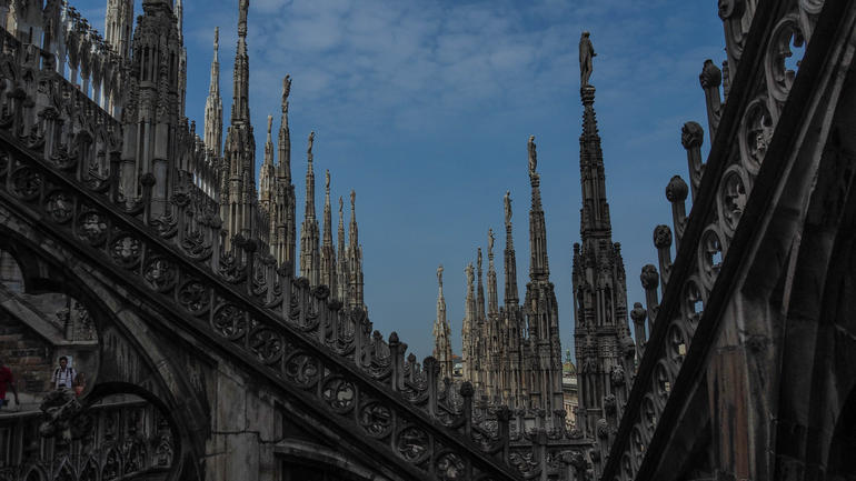 Skip the Line: Milan Cathedral and Rooftops by Elevator Ticket photo 11