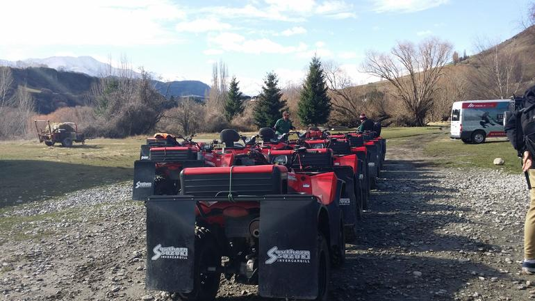 Queenstown ATV Tour photo 16
